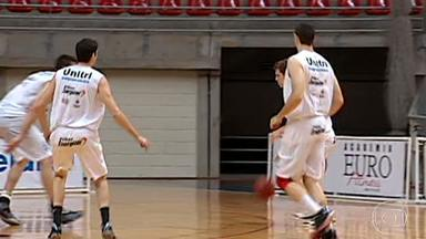 Time de basquete do Uberlândia viaja para disputar a Liga das Américas - Time dá um tempo na disputa do NBB para buscar o título da outra competição.