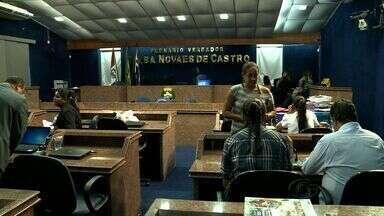 Vereadores apreciam mais de 170 emendas ao orçamento da Prefeitura de Maceió - LOA prevê valor total de R$ 2 bilhões para os gastos do Município em 2014.