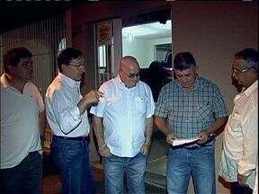 Moradores de Maringá vão ao Palácio do Governo pedir mais segurança na cidade - Número de furtos cresceu 21% no último ano em Maringá