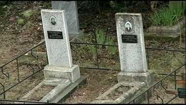 Para evitar fantasmas, Centro Olímpico de Sochi mantém cemitério - Para evitar fantasmas, Centro Olímpico de Sochi mantém cemitério