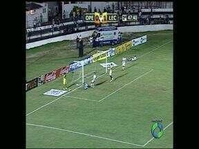 Londrina já treina para encarar o Operário - O time terá pelo menos uma alteração: Silvio foi expulso. Robinho ou Celsinho devem ficar com a vaga.