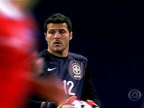 Julio César pode ser anunciado como novo goleiro do Grêmio - O diretor executivo de futebol do Tricolor, Rui Costa, nega que o jogador esteja fechado com o clube.