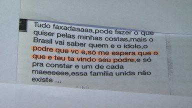 Veja o texto publicado no Facebook que motivou BO de Anderson Silva - Veja o texto publicado no Facebook que motivou BO de Anderson Silva