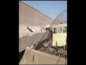 Veja reportagem da TV TEM sobre o acidente com passarela em Sorocaba, em 2010 - Três anos após o acidente que matou duas pessoas em uma passarela, em Sorocaba (SP), o caso ainda não foi resolvido. Veja a reportagem exibida pela TV TEM no dia 3 de novembro de 2010.