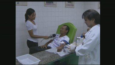 Estoques de sangue devem ser reforçados durante o período de festas - Pequeno gesto que pode salvar muitas vidas.