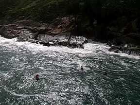 77 pessoas já morreram afogadas em Santa Catarina desde o inicio da Operação Veraneio - 77 pessoas já morreram afogadas em Santa Catarina desde o inicio da Operação Veraneio