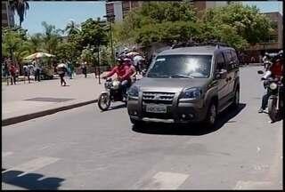 MCtrans realiza intervenções no trânsito de Montes Claros - Alterações têm o objetivo de melhorar a mobilidade urbana na cidade.
