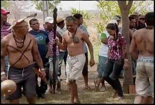 Índios xacriabás têm 30 dias para deixarem área ocupada em fazenda em Itacarambi - Nota foi divulgada pelo Tribunal Regional Federal da Primeira Região.