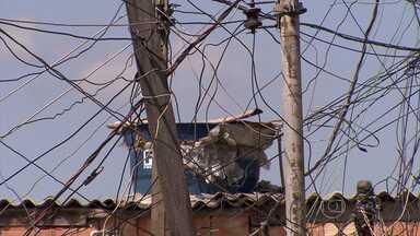 Grandes consumidores são responsáveis por maioria do furto de energia, diz Cemig - Prejuízo de companhia pode chegar a R$ 300 milhões