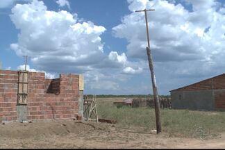 JPB2JP: 250 casas ficam sem luz na cidade de Aparecida - Corte por causa de ligações clandestinas.