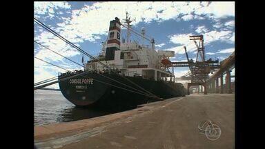 Anunciadas mudanças no recebimento da safra no Porto de Santos - Mudanças serão feitas no recebimento das safras no Porto de Santos.