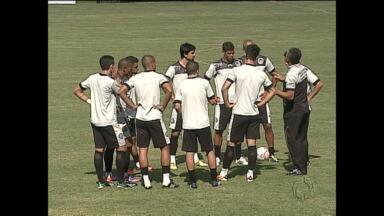 Operário tem desfalques para confronto com o Londrina - Técnico Gilberto Pereira comemora semana cheia de trabalho para montar equipe