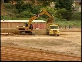 Obras de construção do Hospital Regional são iniciadas em Teófilo Otoni - Mais de R$ 100 milhoes foram investidos.