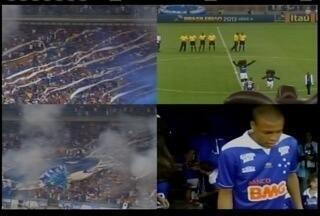 Cruzeiro investe no torcedor do futuro - Torcedor vai poder colecionr figurinhas eletrônicas.