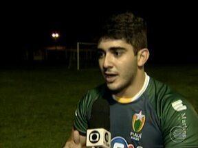 Piauí Rugby promete fazer bonito na Liga Nordeste - Piauí Rugby promete fazer bonito na Liga Nordeste