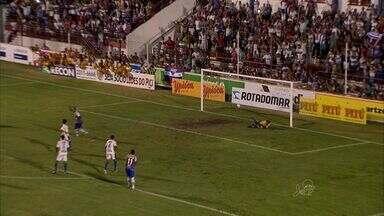 Fortaleza goleia o Quixadá por 4 a 2 pelo Campeonato Cearense - Itapipoca venceu o Tiradentes por 3 a 0; Ferroviário ganhou do Crato com um gol; e o Icasa venceu o Guarani de Juazeiro do Juazeiro do Norte por 1 a 0.