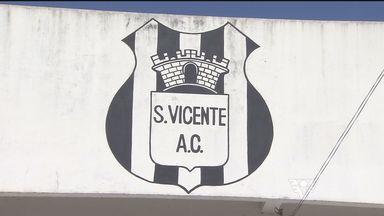 São Vicente disputará a Segundona Paulista - Depois de um período de muita indecisão, o Calungão conseguiu o patrocínio necessário para disputar a quarta divisão estadual de São Paulo.
