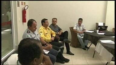 Onda de crimes em Águas Claras é tema de reunião de moradores e autoridades - Durante o encontro, moradores assustados com o aumento da violência na cidade discutiram com autoridades medidas para aumentar a segurança.