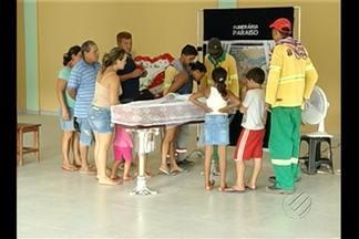 Comerciante é morto em Parauapebas após reagir a assalto - Corpo de comerciante será enterrado na tarde desta quinta-feira (6).
