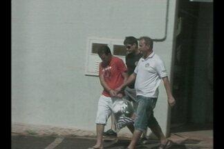 Preso suspeito de assaltar relojoaria em Ijuí, RS - Na semana passada, a relojoaria foi assaltada no centro da cidade.
