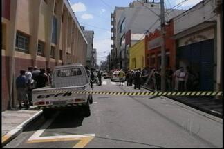 Comerciantes ficam traumarizados após homem ser morto por policiais na região central - Polícia Militar diz que não concorda com as críticas sobre o policiamento no centro de Mogi das Cruzes.