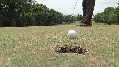 Clube de golfe em São Vicente abre as portas para população - Visitantes vão ter a oportunidade de aprender um pouco mais sobre o esporte