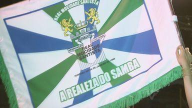 Escola de Samba de Santos, Real Mocidade, ensaia para o Carnaval 2014 - Escola santista s se prepara para o desfile deste ano
