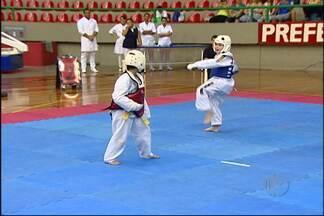 Mogi das Cruzes recebe etapa do Paulista de Taekwondo - A competição ocorreu neste fim de semana, e os representantes mogianos ficaram em primeiro lugar geral com 45 medalhas