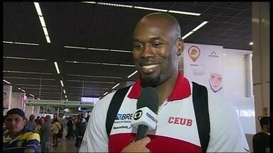 Jogadores do Brasília vibram com participação no Jogo das Estrelas - Atletas já embarcam para São Paulo para partida pelo NBB.