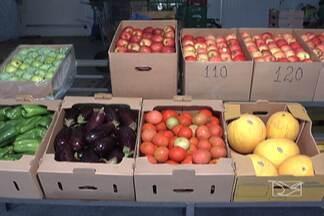 Período chuvoso prejudica plantações e preços sobem nos mercados maranhenses - Frutas, legumes e verduras estão mais caros.