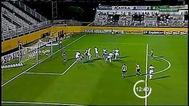 Bragantino vence o XV de Piracicaba - Braga vence e volta para a zona de classificação.