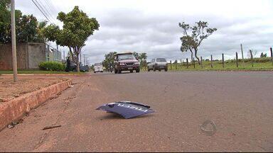 Fim de semana registra vários acidentes com mortes em Campo Grande - Um deles ocorreu na noite de domingo (23) na avenida Três Barras, Jardim Itatiaia.