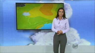Confira a previsão do tempo no Sul de Minas para essa segunda-feira (24) - Confira a previsão do tempo no Sul de Minas para essa segunda-feira (24)