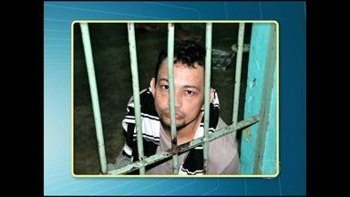 Foragido do AM é preso em Terra Santa, PA - Com ele, polícia encontrou um revólver e munições. Além do Amazonas, ele responde por crimes em Juruti (PA).