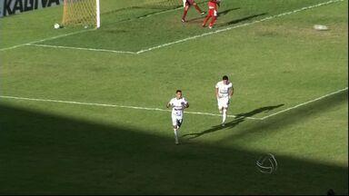 Lateral batedor de pênaltis do Ubiratan não perde cobranças - Altino ajudou na vitória do Leão da Fronteira de 3 a 0 em cima do Itaporã. Ubiratan reassumiu a dianteira do Grupo B no Campeonato Sul-Mato-Grossense.