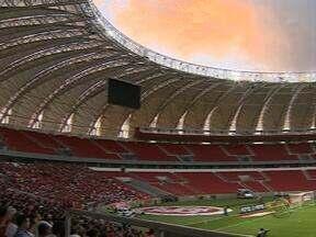 Próximo jogo do Inter será contra o Brasil-Pel no Beira-Rio - Será o segundo evento-teste do novo estádio.