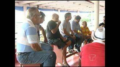 Empresários da navegação vão cobrar da Arcon organização nas viagens por embarcações - Empresários reuniram no fim da tarde e podem protestar impedindo o tráfego no Rio Tapajós.