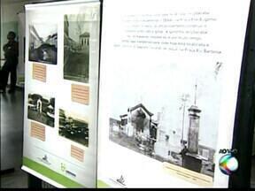 Fotos e documentos históricos de Uberaba estão em exposição - Exposição ficará disponível ao público até o próximo dia 27. Será feita uma campanha para a população doar documentos e fotos antigas.