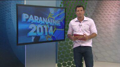 Veja a edição na íntegra do Globo Esporte Paraná de segunda-feira, 24/02/2014 - Veja a edição na íntegra do Globo Esporte Paraná de segunda-feira, 24/02/2014
