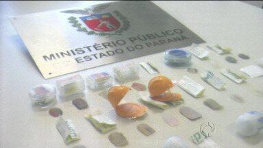 Polícia apreende 23 dedos de silicone no Porto de Paranaguá - Parte dos funcionários já foi identificada