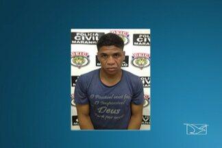Polícia prende suspeitos do assalto a agência bancária no Maiobão - Crime aconteceu na semana passada. Hoje, um ex-presidiário foi preso por tráfico de drogas no Sá Viana.