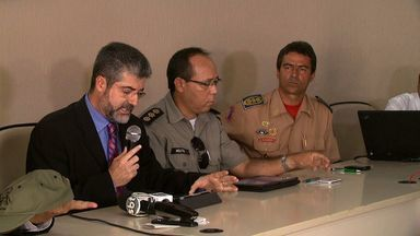 Mais de sete mil policiais trabalharão em regime de plantão durante o carnaval - Esquema especial de segurança foi apresentado nesta segunda (24).