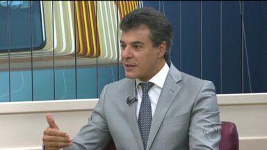 Ainda não se sabe se novo Secretário de Segurança poderá assumir cargo - Governador foi a Brasília negociar liberação de delegado