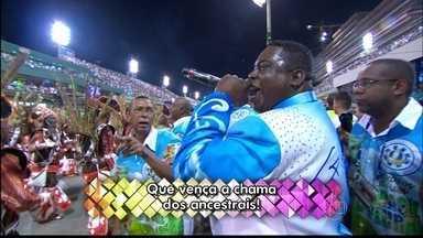 """Vila Isabel canta """"Retratos de um país plural"""" - Gilsinho é o intéprete da escola para este ano."""