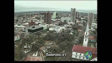 Chuva vai se espalhar pelo Paraná no último dia de Carnaval - Confira a previsão do tempo para sua região.