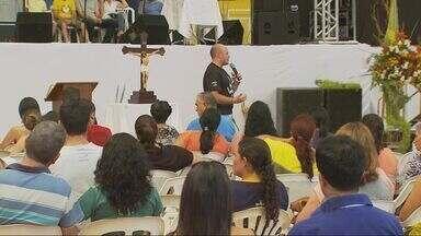 Renovação Carismática Católica reúne fiéis no Encontro com Jesus em Poços de Caldas - Renovação Carismática Católica reúne fiéis no Encontro com Jesus em Poços de Caldas