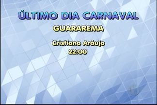 Alto Tietê tem programação especial para a terça-feira (4) de carnaval - Salesópolis realiza o carnaval da Copa 2014, Ferraz de Vasconcelos traz atrações musicais e Guararema tem show de Cristiano Araújo.