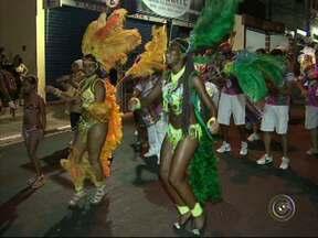 Atrações de carnaval animam noites em Porto Feliz - Porto Feliz (SP) teve várias atrações de carnaval. Confira a folia na cidade.