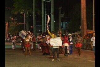 Desfile do Bumba Meu Boi em Campina Grande - Muita alegria e criatividade marcam Carnaval de Campina Grande.