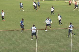 Bahia enfrenta o Galícia em Pituaçu nesta quarta de cinzas - Depois de dez dias treinando, o tricolor tem algumas mudanças.